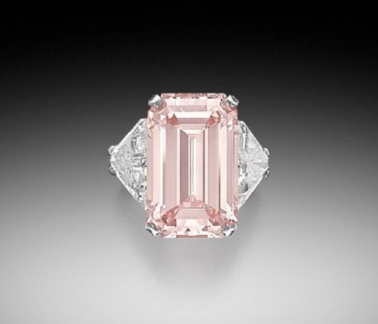 fancy intense pink diamond	$20.7 million