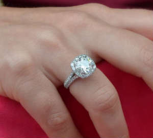 4 carat diamond ring price