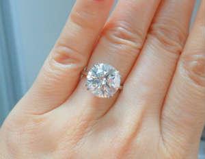 2 5 Carat Diamond Ring Perhanda Fasa