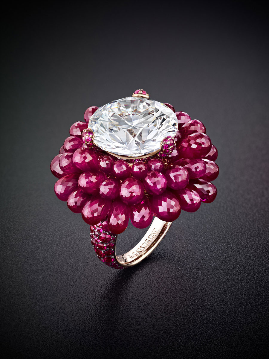 62 carat diamond ring