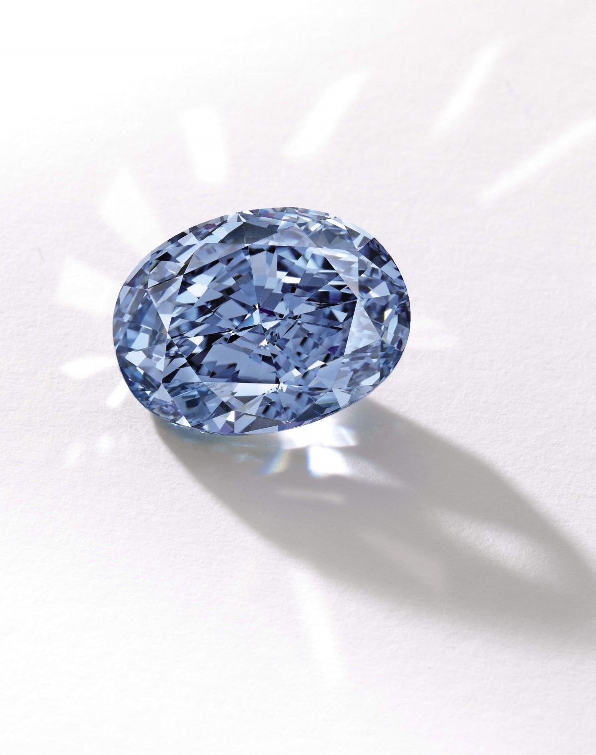 De Beers Millennium Blue	$32 million