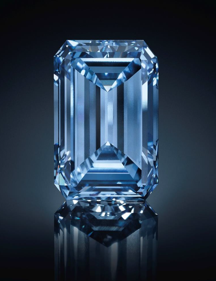 The Oppenheimer Blue $58 million