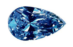 Blue Diamond Fancy Color