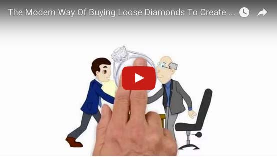 buying loose diamonds for your engagement ring