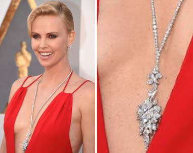 Oscars 2016 the best diamond jewelry on the red carpet for Jewelry at the oscars 2016