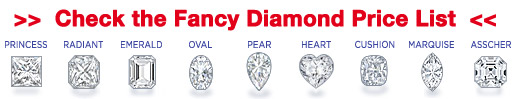 Fancy Diamond Price List