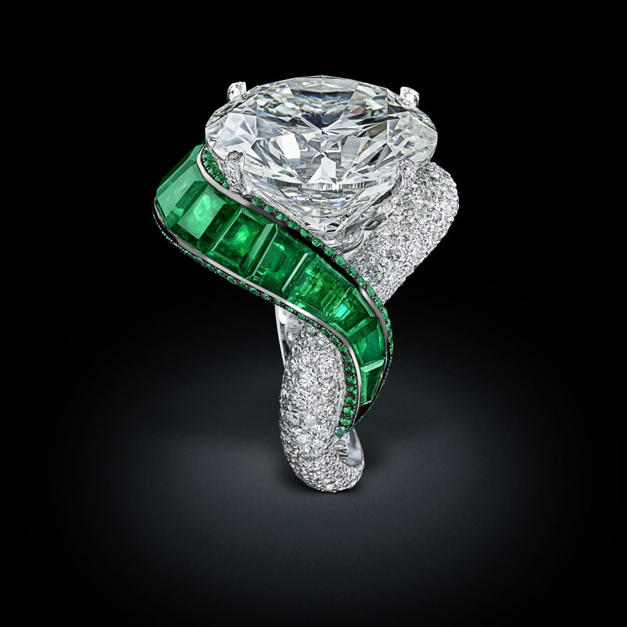 16 carat diamond ring