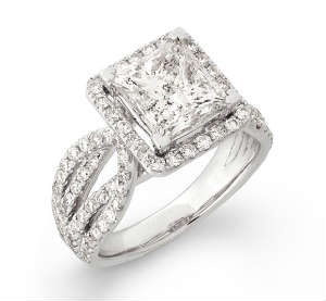 Diamond Prices for Engagement rings of 3 carat