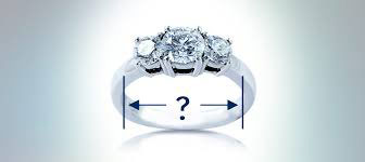 Engagement ring size how to choose
