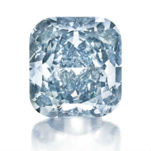 Fancy blue colored diamond prices