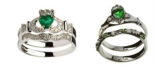 Irish engagement ring styles