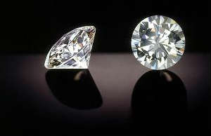 Round cut diamonds shape