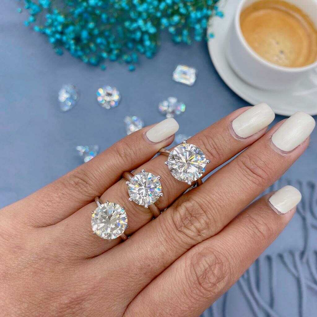 Round cut diamonds – Are round cut diamonds more expensive