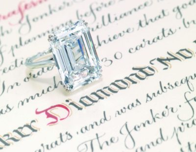 10 most precious and rare jewels at 2014 auctions