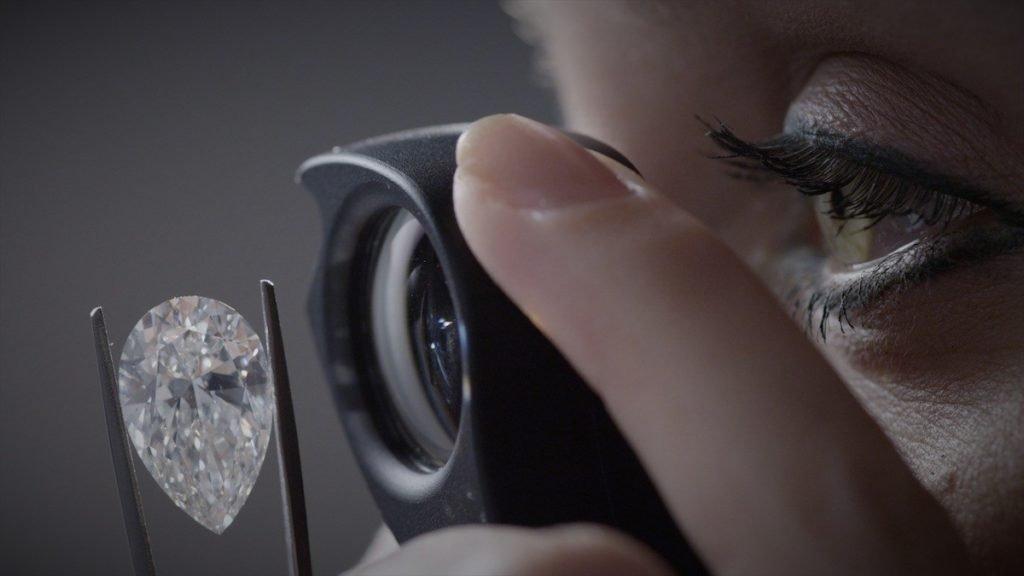 Sell diamond to buyer