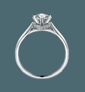 diamond ring no background