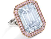 Blue diamond ring fails to sell at Sotheby's HK Sale