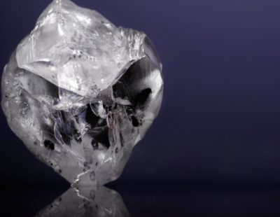 Sale Throwback of fifth largest rough diamond in history